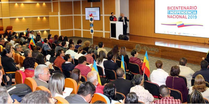 Instituciones educativas de Cundinamarca se preparan para celebrar el Bicentenario de la Campaña Libertadora